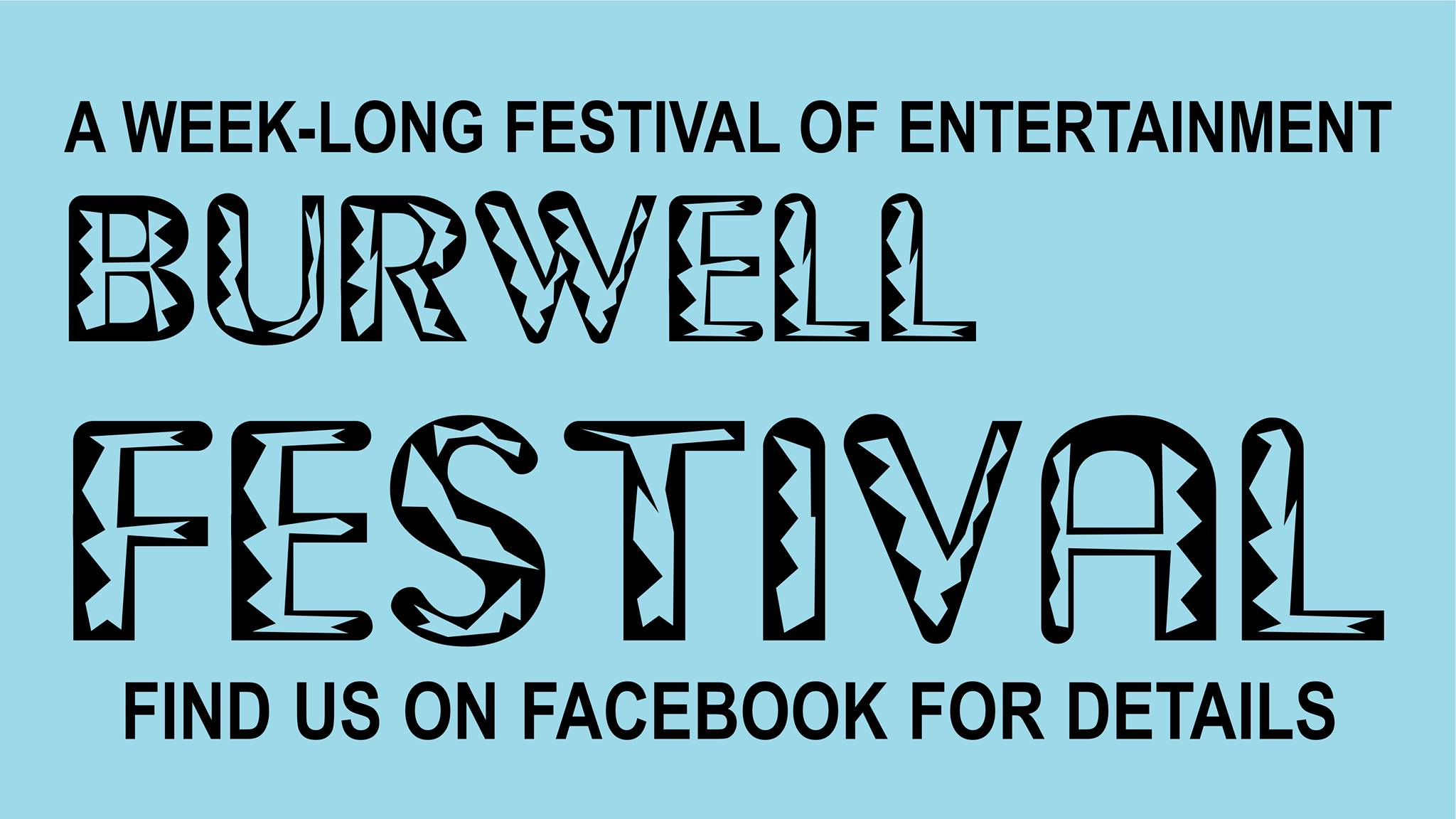 Burwell Festival Logo - click for Festival Page