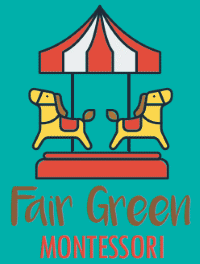 Fair Green Montessori Logo