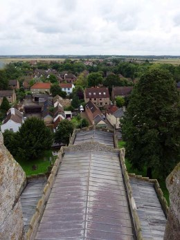 Burwell - From Church Tower